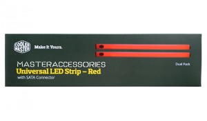 LED strip for MasterCase (Red)