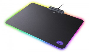 RGB Hard Gaming Mousepad